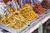 Dried seafood. — Stock Photo