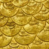 Gold pattern background. — Stock Photo