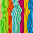 Rainbow colors fabric. — Stock Photo #35271047