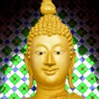 Gold buddha statue  — Stock Photo
