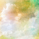 Sky  grunge background.  — Foto de Stock