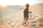 Tunisian boy — Stock Photo