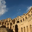 El Djem romamphitheatre — Stock Photo #14131946