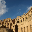 El Djem roman amphitheatre — Stock Photo