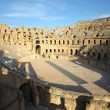Stock Photo: El Djem Amphitheatre