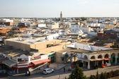 El Djem, Tunisia, City skyline — Stock Photo