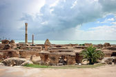 Antonine Baths, Carthage — Stock Photo