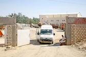 Gates in Tunisia — Stock Photo