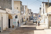 Streets of Kairouan — Stock Photo