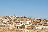 Village Tamezret in Tunisia — Stock Photo