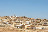 Village Tamezret in Tunisia — Stock Photo