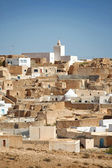 Close up of Village Tamezret — Stock Photo