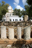 Ruins of Carthage in Tunis — Stock Photo