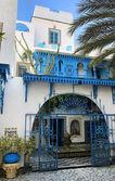 Sidi Bou Said house — Stock Photo