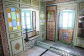 Sidi Bou Said house interior — Stock Photo
