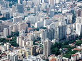 Cityscape Botafogo Brasil — Stock Photo