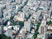 Cityscape Botafogo in Rio de Janeiro — Stock Photo