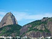 Suikerbroodberg rio de Janeiro — Stockfoto