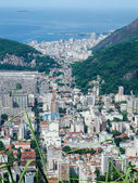 View of Botafogo cityscape — Stock Photo