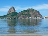 View of Sugarloaf Mountain — Foto de Stock
