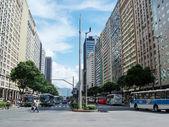 Avenida Presidente Vargas — Stock Photo