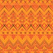Tribal ethnic seamless pattern — Stock Vector