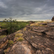Landscape of Kakadu National Park, Australia - Stock Photo