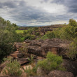 Landscape of Kakadu National Park, Australia — Stock Photo