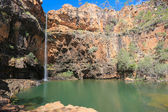 Waterfall in Australian Outback — Stock Photo