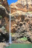 Waterfall in Australian Outback — Stock Photo