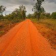 Outback road in the Northern Territory of Australia — Stock Photo #27134769