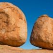 Devils Marbles , Northern Territory Australi — Stock Photo