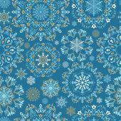 Vektor jul mönster — Stockvektor