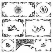 Arabic ornaments — Stock Vector