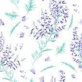 Seamless pattern di acquerello — Foto Stock