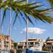 Stock Photo: Vacation Rentals in Marinof Gruissan