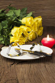 Romantic Arrangement — Stock Photo