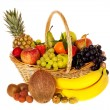 Many fresh fruits — Stock Photo #19486131