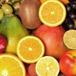 Fruit background — Stock Photo #19486261