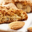 Cantuccini biscuits — Stock Photo