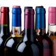 Selection wines — 图库照片