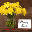 Stock Photo: Easter Greetings