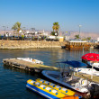 Stock Photo: Harbor of Galilee