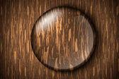 Wektor drewniane ikony dla aplikacji — Wektor stockowy