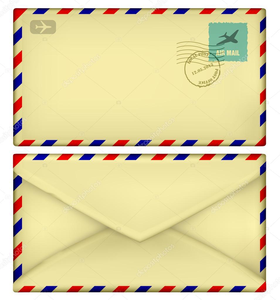 Как сделать на конверте свою фотографию 273