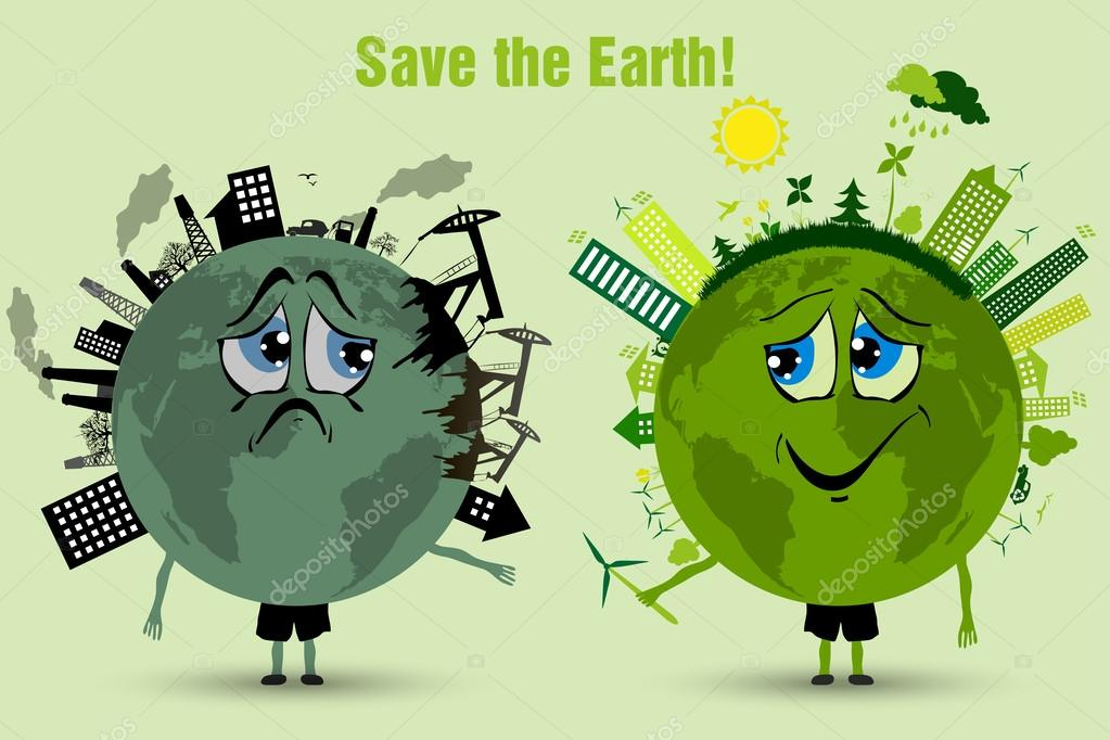 an essay about environment protection