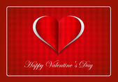 Happy Valentines Day — Stockvector