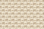 Bikes and  mustache background — Stockvector