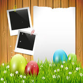 Easter background — Vettoriale Stock