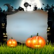 Halloween background — Stock Vector #32500347
